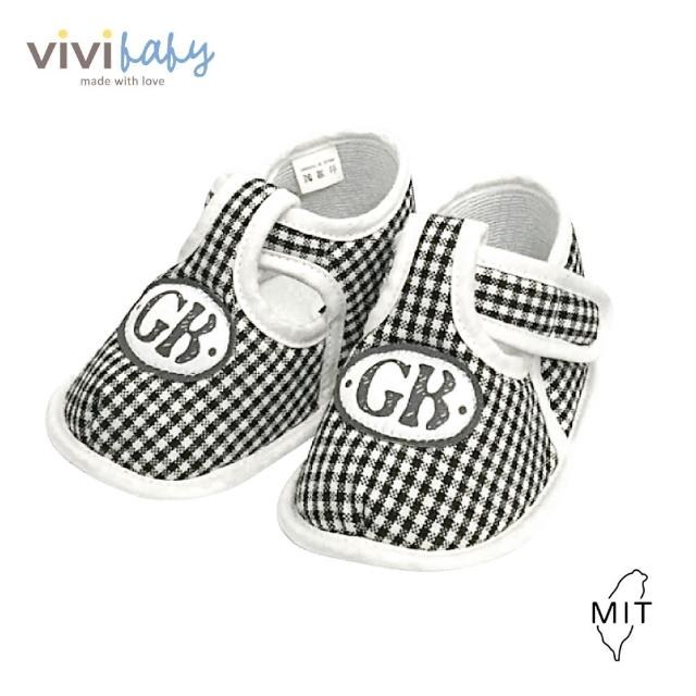 【ViVibaby】賽車格學步鞋(底部防滑)
