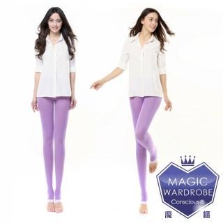 【買一送一魔莉絲醫療級彈性襪】標準級360DEN西德棉睡眠褲襪一組兩雙(彈力壓力顯瘦腿襪)