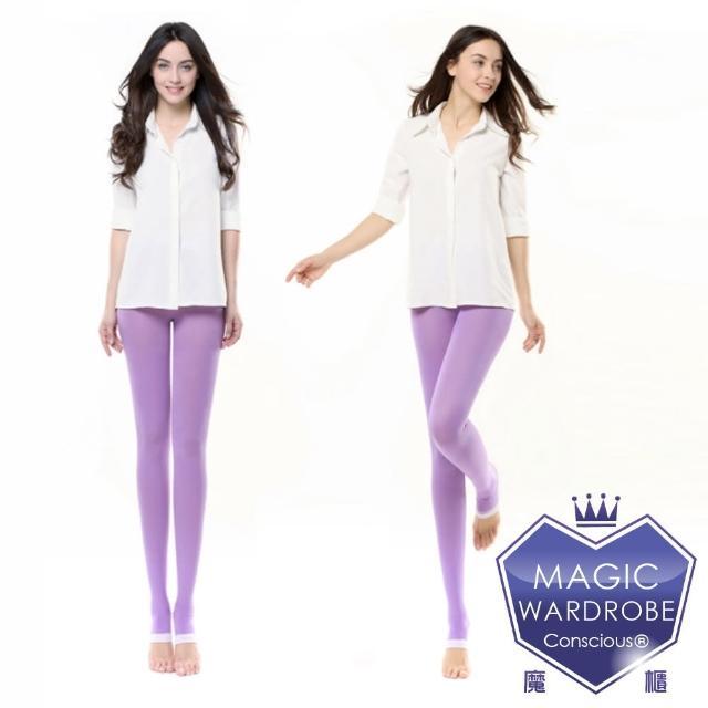 【魔莉絲醫療級彈性襪】標準級360DEN西德棉睡眠褲襪一組兩雙(彈力壓力顯瘦腿襪)
