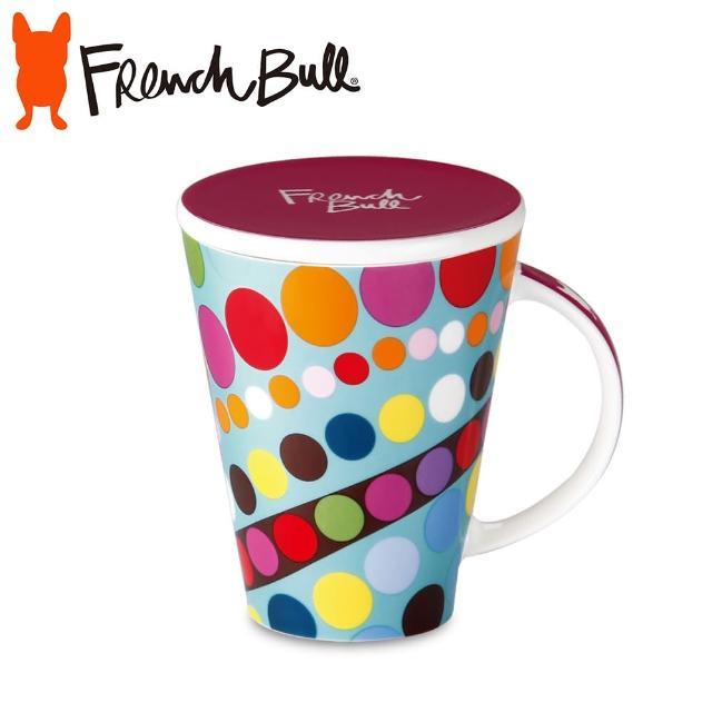 【FRENCH BULL】V型馬克杯460ml-BINDI(馬克杯)