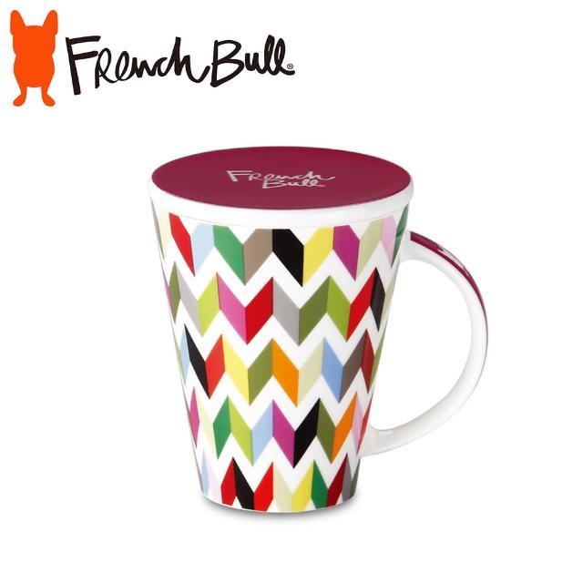 【FRENCH BULL】V型馬克杯460ml-ZIGGY(馬克杯)
