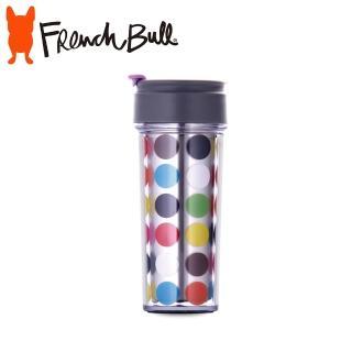 【FRENCH BULL】Raindrop不銹鋼隨行杯400ml-MULTIDOT(隨手杯)