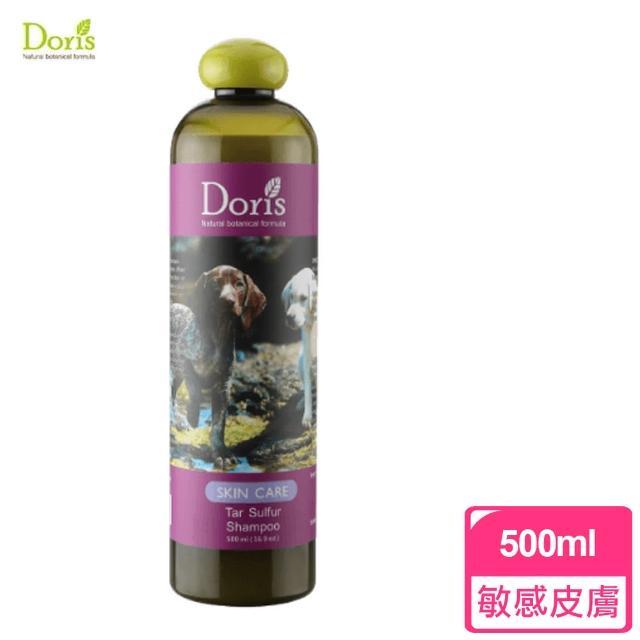 【Doris天然系列】硫磺泉洗毛精(500ml)