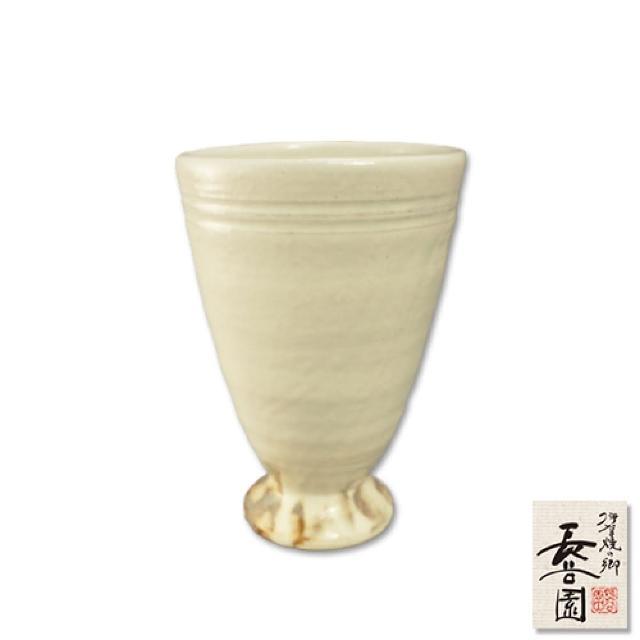 【日本長谷園伊賀燒】日式陶土杯(白釉款)