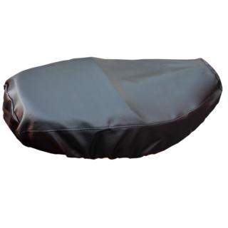 【omax】新一代防熱黑色原皮機車坐墊套(12H)