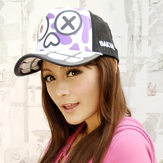 【Lady c.c.】韓版雅痞小鴨棒球帽