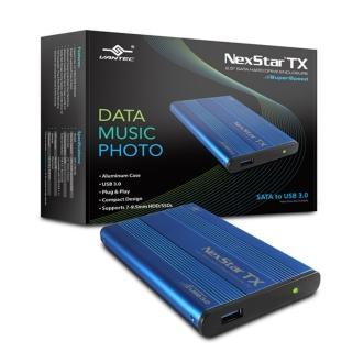 【凡達克】SATA 2.5吋外接盒 USB3.0(NST-218S3)