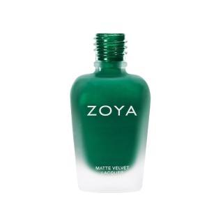 【柔亞ZOYA】絲綢緞面系列-榮辱ZP819(天鵝絨翡翠明珠)