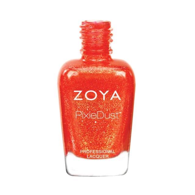 【柔亞ZOYA】精靈星塵系列-命運所屬ZP676(紅珊瑚色)