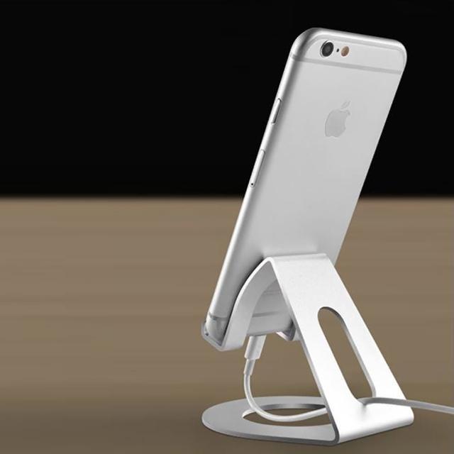 鋁合金手機平板支架(手機平板皆可使用)