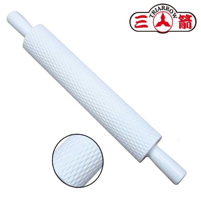 【三箭牌】多功能排氣翻糖用桿麵棍25CM(TR-2525)