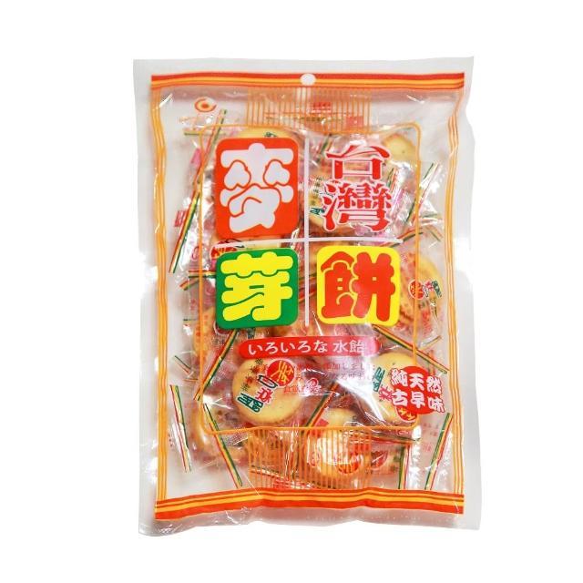 【巧益】原味麥芽餅(250g)