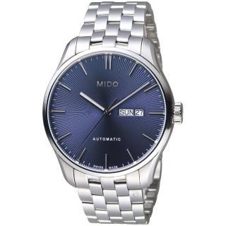 【MIDO美度錶】Belluna Gent系列時尚紳士腕錶(M0246301104100)
