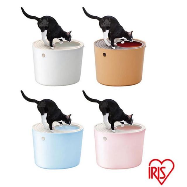 【IRIS】立桶式貓便盆(IR-PUNT-530)