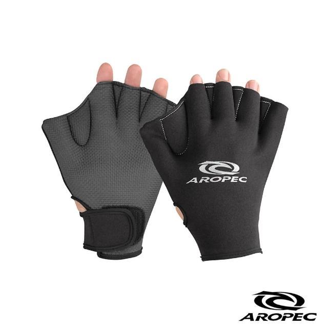 【AROPEC】Mitten 水上活動連指手套(黑)