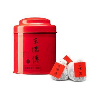 ~王德傳~凍頂烏龍 棉布袋茶18入含罐