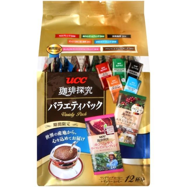 【UCC】探究濾式咖啡-綜合(94g)