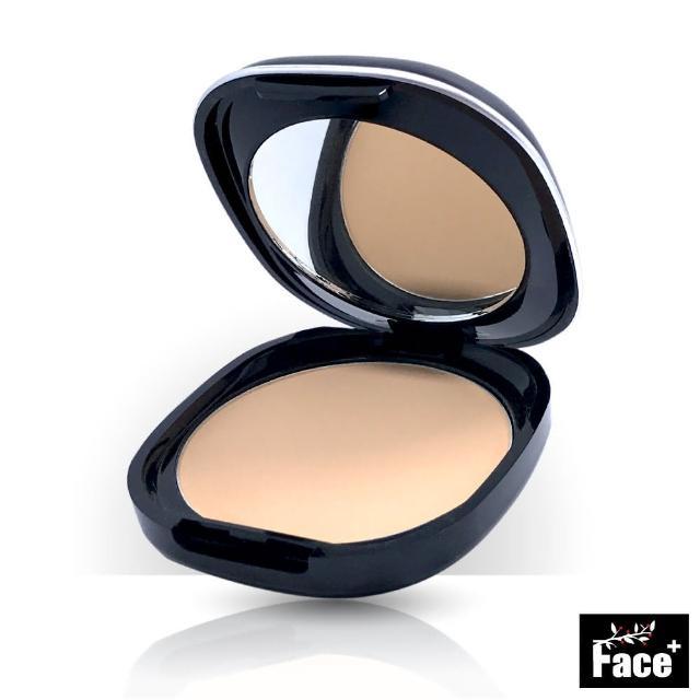 【Face+】SPF50絲光控色防曬粉餅