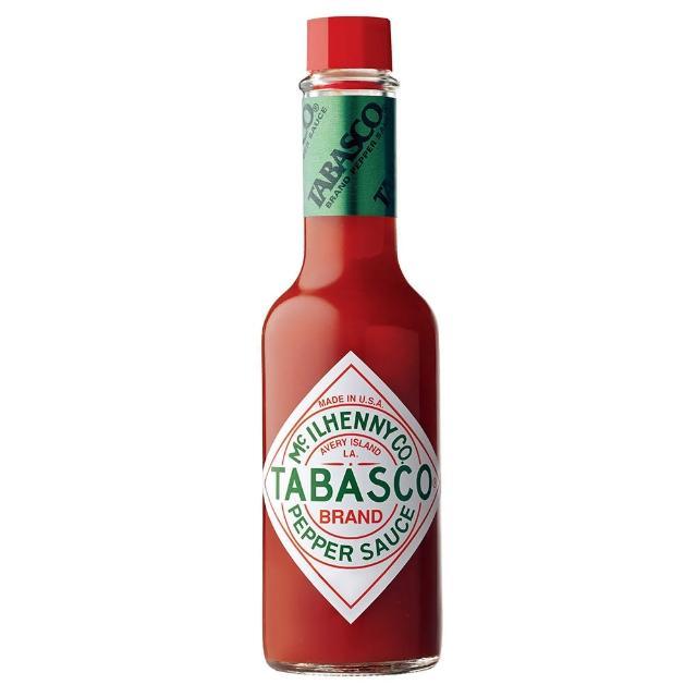【TABASCO】紅椒汁(60ml)