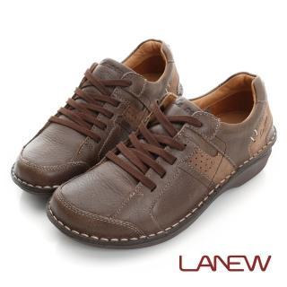 【La new】飛彈系列 輕量手縫休閒鞋(女*223025444)