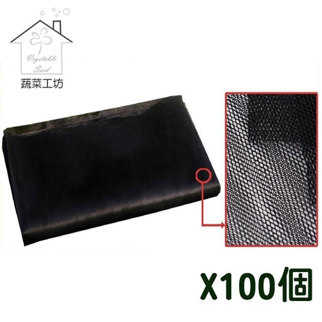 【蔬菜工坊010-A27】火龍果網-黑色加厚-100個/組(33cm*25cm)
