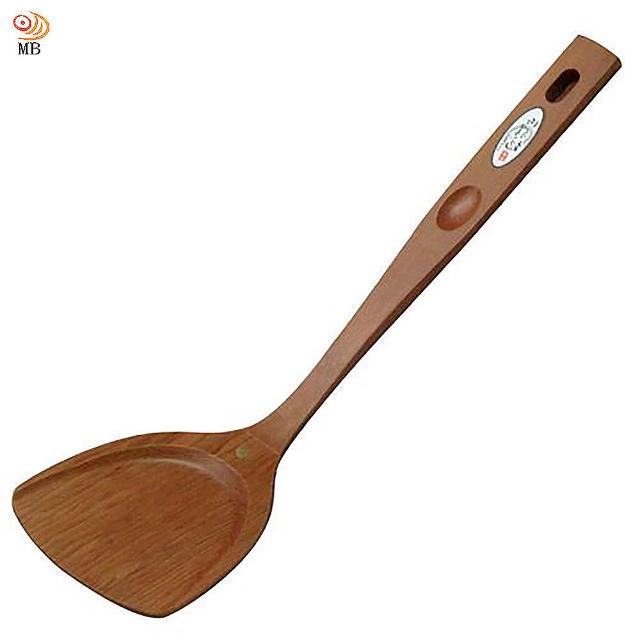 中式松麻木不沾鍋專用平煎匙鏟(TL-1085)