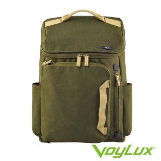 【VoyLux伯勒仕】Valiant系列後背包(3380113-軍綠色)