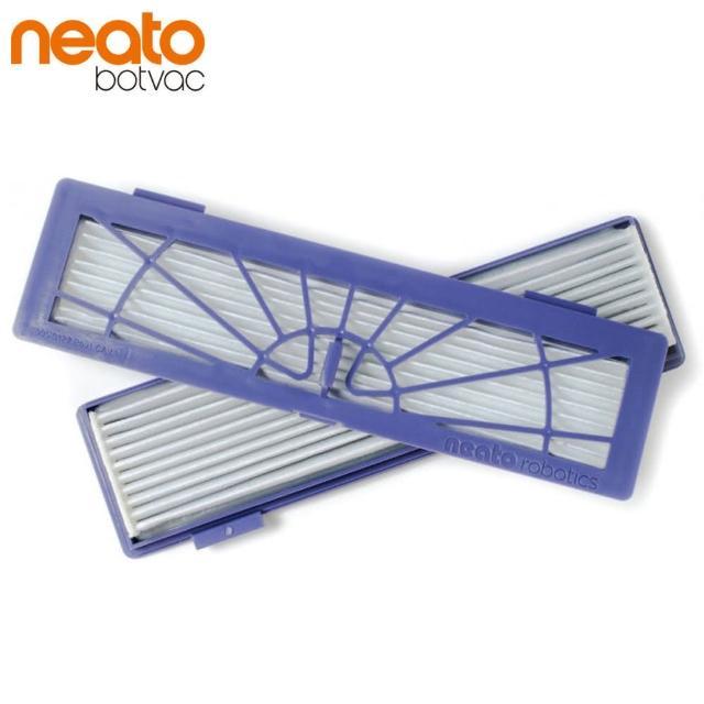 【美國 Neato】Botvac 系列 原廠專用高效能 HEPA 濾網(2片)