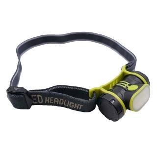 【Outdoorbase】鷹眼高亮度頭燈 2瓦 COB光源 LED燈泡(戶外照明 工作頭燈 釣魚頭燈)