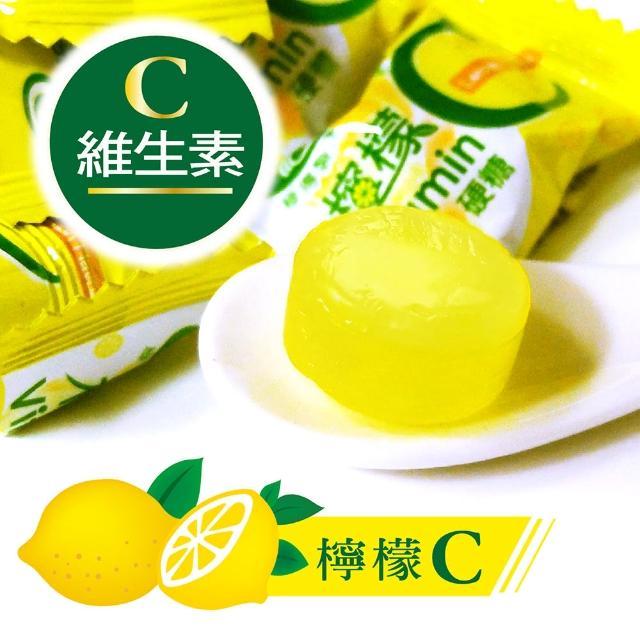 【惠香】檸檬C糖100g(LOTTE Vita C檸檬糖 香檸 綠得樂天 水果糖)