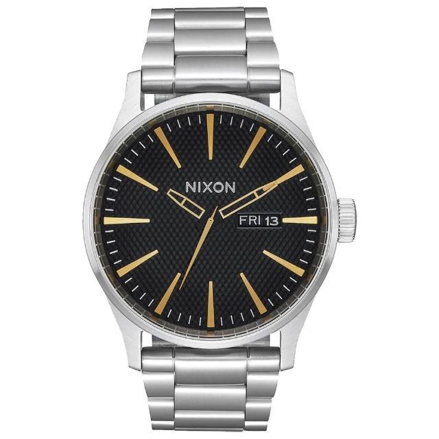 【NIXON】SENTRY SS 冷冽爵士時尚腕錶(A3562730)