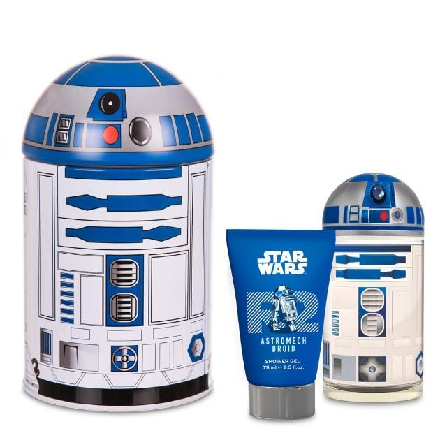【STAR WARS】星際大戰 R2-D2 男性香水禮盒