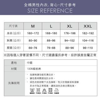 【Sun Flower三花】國家玉山獎-男性內衣4件組(短袖.背心.男內衣)