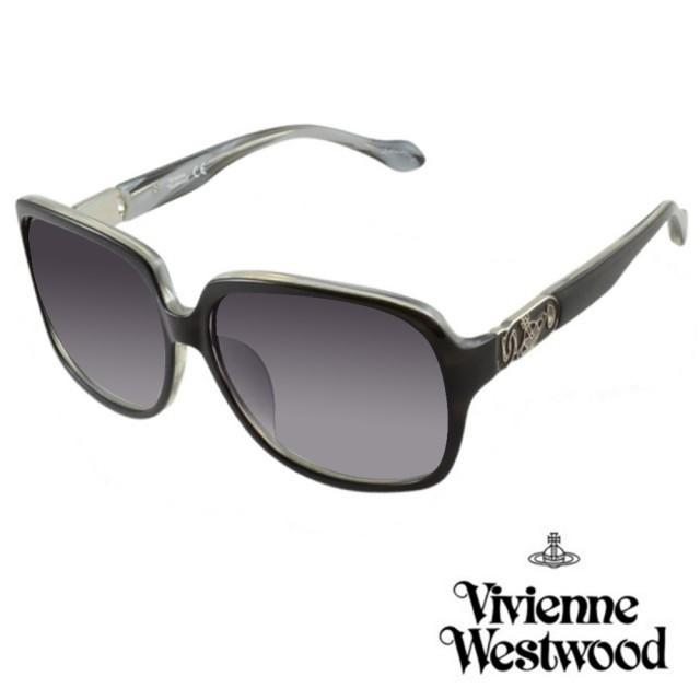 【Vivienne Westwood】英國精品時尚鎖鍊款太陽眼鏡//model推薦(四色 AN757 12HR)