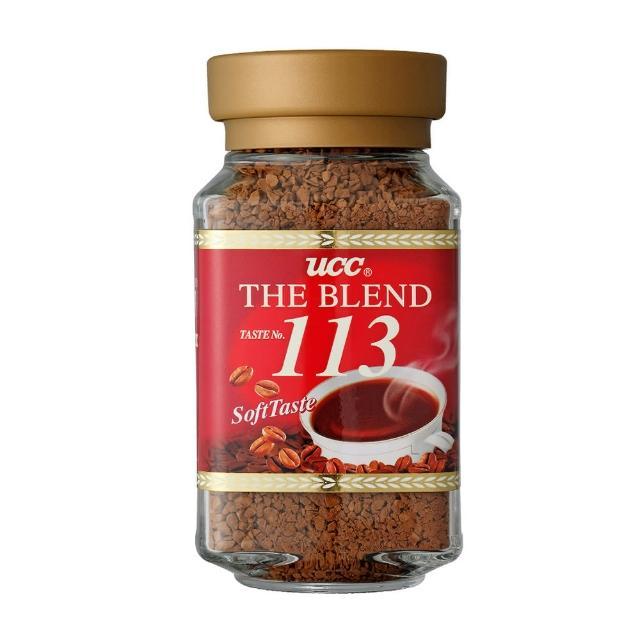 【UCC】113即溶咖啡100g(第三代即溶咖啡)