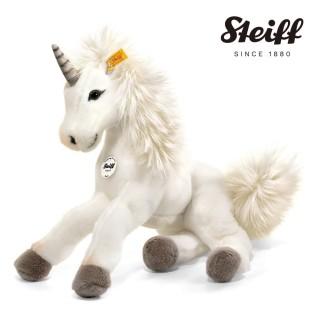 【STEIFF德國金耳釦泰迪熊】Starly Unicorn 獨角獸(動物王國_黃標)