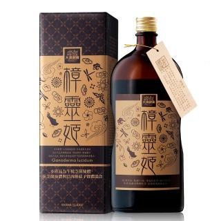 【大漢酵素】樟靈姬蔬果植物醱酵液(1000mlx1瓶)