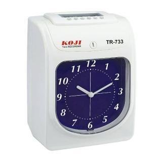 KOJI TR-733 打卡鐘