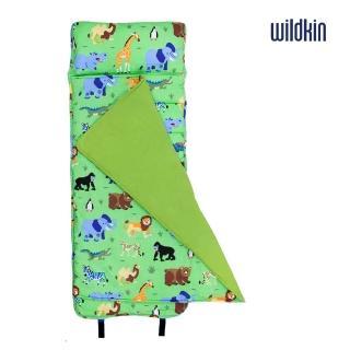 【美國Wildkin】無毒幼教睡袋(28080野生動物園)