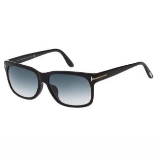 【TOM FORD】-經典基本款 太陽眼鏡TOM376F(黑色)