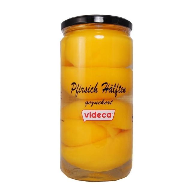 【西班牙Videca 維德卡】特級切片水蜜桃 700G