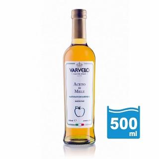 【VARVELLO 義大利】瓦爾維羅 金牌蘋果醋 500ML(原裝進口酸甜蘋果醋醋酸)