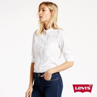 【Levis】襯衫 女款/ 簡約單口袋