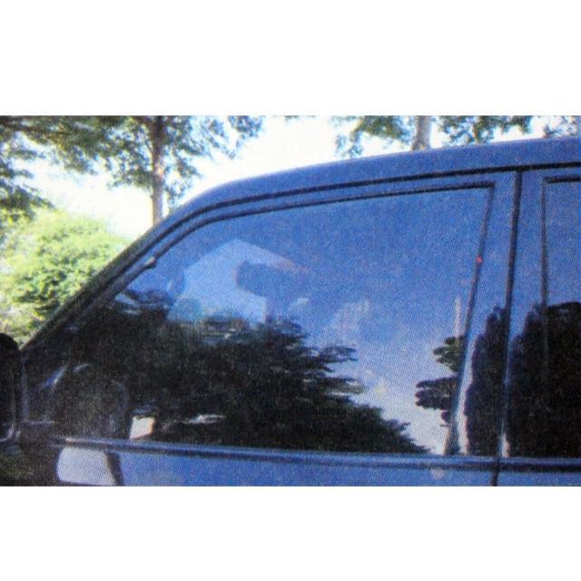 【Car Life】貼來貼去隔熱紙-側窗專用SED448-3B(汽車遮陽簾)