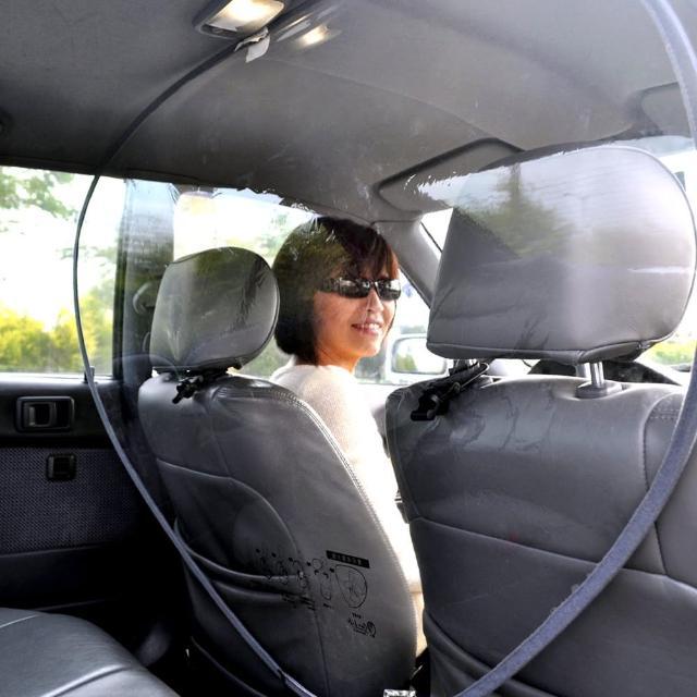 汽車冷氣隔間膜-轎車(節能 隔熱 溫控)