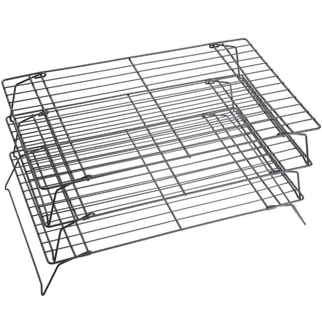 【KitchenCraft】三層點心散熱架
