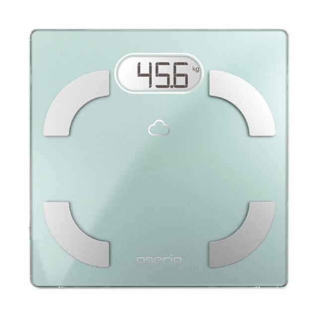 【oserio 歐瑟若】無線智慧型體脂計FLG-756