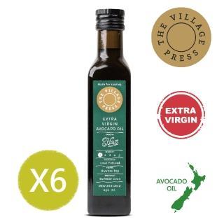 【壽滿趣- 紐西蘭廚神系列】頂級冷壓初榨黃金酪梨油(250ml 六瓶量販裝)
