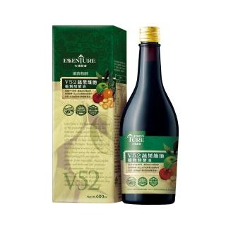 【大漢酵素】V52蔬果植物醱酵液(600mlx1瓶)