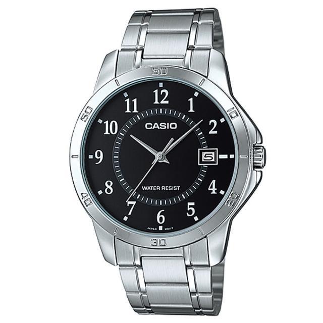 【CASIO】經典商務型男數字指針腕錶(MTP-V004D-1B)